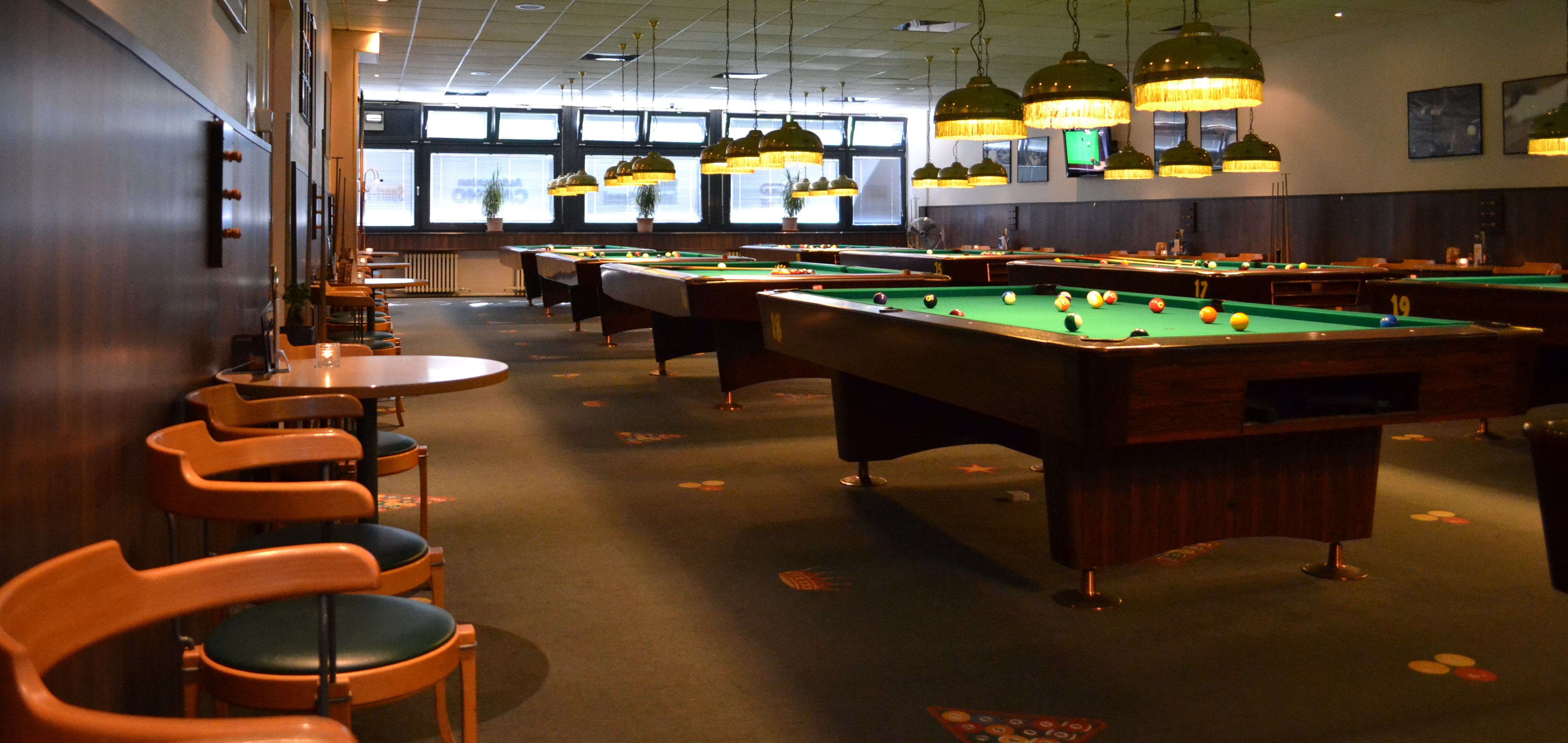 Billard In Berlin